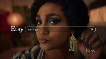 Etsy TV Spot, 'Meant For You: Wallpaper, Dog Bed, Earrings' - Thumbnail 4