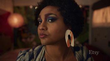Etsy TV Spot, 'Meant For You: Wallpaper, Dog Bed, Earrings' - Thumbnail 5