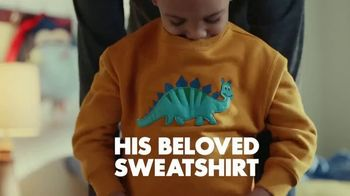 Arm & Hammer Laundry Plus OxiClean With Odor Blasters TV Spot, 'Beloved Sweatshirt'