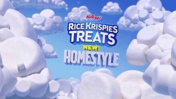 Rice Krispies Treats Homestyle Original Bars TV Spot, 'More'