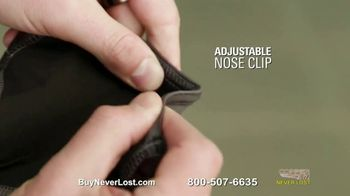 Copper Fit Never Lost Face Mask TV Spot, 'Built-In Lanyard' - Thumbnail 7