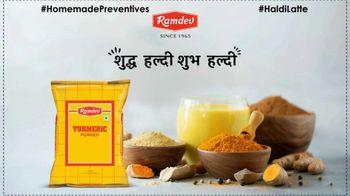 Ramdev Turmeric Powder TV Spot, 'Buy Authentic Haldi'