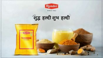Ramdev Turmeric Powder TV Spot, 'Buy Authentic Haldi' - Thumbnail 3