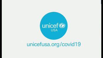 UNICEF TV Spot, 'We Won't Stop During COVID-19' - Thumbnail 10