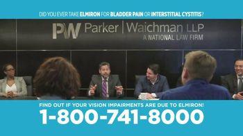 Parker Waichman TV Spot, 'Elmiron: Vision Impairment' - Thumbnail 6