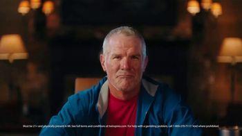 Twin Spires TV Spot, 'Bet Dedicated' Featuring Brett Favre