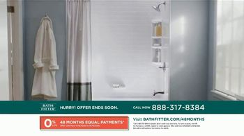 Bath Fitter TV Spot, 'Now Is the Time: 48 Months' - Thumbnail 2