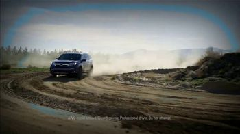 Honda TV Spot, 'First Time Ever: SUVs and Trucks' [T2] - Thumbnail 1