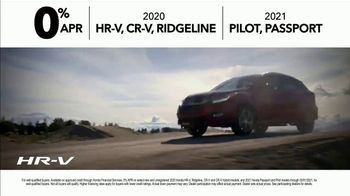 Honda TV Spot, 'First Time Ever: SUVs and Trucks' [T2] - Thumbnail 3