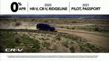 Honda TV Spot, 'First Time Ever: SUVs and Trucks' [T2] - Thumbnail 4