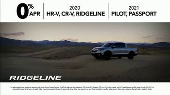 Honda TV Spot, 'First Time Ever: SUVs and Trucks' [T2] - Thumbnail 5