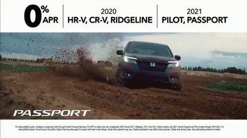 Honda TV Spot, 'First Time Ever: SUVs and Trucks' [T2] - Thumbnail 6