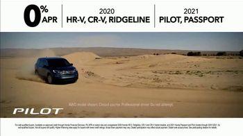 Honda TV Spot, 'First Time Ever: SUVs and Trucks' [T2] - Thumbnail 7
