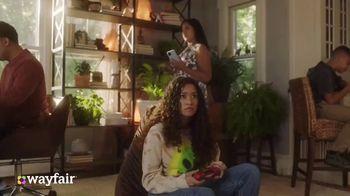 Wayfair TV Spot, 'Spend Less and Get Way More'