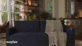 Wayfair TV Spot, 'Spend Less and Get Way More'