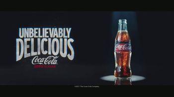 Coca-Cola Zero Sugar TV Spot, 'Unbelievably Delicious: Aliens' - Thumbnail 8