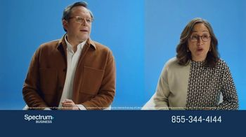 Spectrum Business TV Spot, \'No Nonsense: John and Paula\'