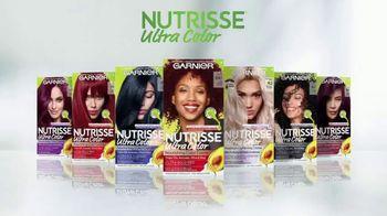 Garnier Nutrisse Ultra Color TV Spot, 'Tintes intensos' canción de Lizzo [Spanish] - Thumbnail 7