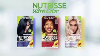 Garnier Nutrisse Ultra Color TV Spot, 'Tintes intensos' canción de Lizzo [Spanish] - Thumbnail 2