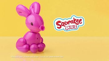 Squeakee Minis TV Spot, 'Change Your Voice' - Thumbnail 1