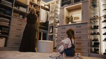 Inspired Closets TV Spot, 'Make Up Artist' - Thumbnail 1