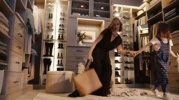 Inspired Closets TV Spot, 'Make Up Artist' - Thumbnail 10