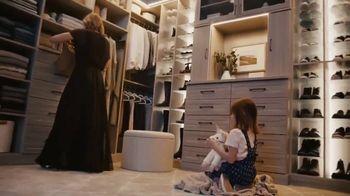 Inspired Closets TV Spot, 'Make Up Artist' - Thumbnail 2