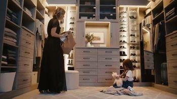 Inspired Closets TV Spot, 'Make Up Artist' - Thumbnail 4