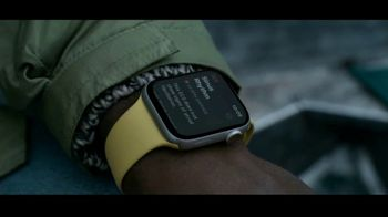 Apple Watch Series 6 TV Spot, 'An ECG Right Here, Right Now' - Thumbnail 9