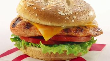 Chick-fil-A Grilled Spicy Deluxe TV Spot, 'The Little Things: Jane and Will'
