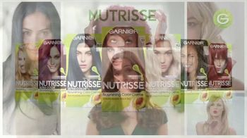 Garnier Nutrisse Nourishing Color Creme TV Spot, '77 Nourishing Shades' Featuring Mandy Moore, Song by Lizzo - Thumbnail 9