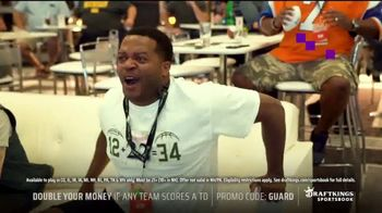 DraftKings Sportsbook TV Spot, 'Tis the Big Game: Double Your Money' - Thumbnail 5