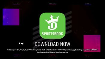 DraftKings Sportsbook TV Spot, 'Tis the Big Game: Double Your Money' - Thumbnail 6