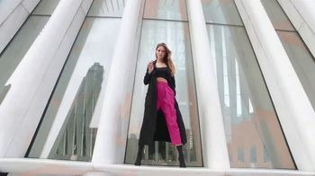 Maybelline New York Lash Sensational Sky High Mascara TV Spot, 'Limitless Length'