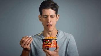 Nissin Hot & Spicy Fire Wok TV Spot, 'Screaming'