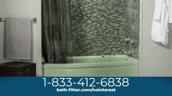 Bath Fitter TV Spot, 'Getting Around: No Interest for 90 Days' - Thumbnail 2