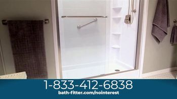 Bath Fitter TV Spot, 'Getting Around: No Interest for 90 Days' - Thumbnail 3