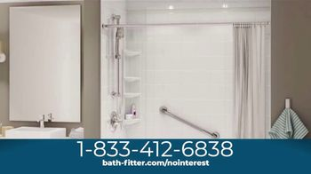 Bath Fitter TV Spot, 'Getting Around: No Interest for 90 Days' - Thumbnail 6
