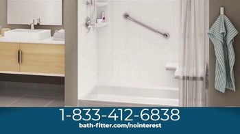 Bath Fitter TV Spot, 'Getting Around: No Interest for 90 Days' - Thumbnail 7