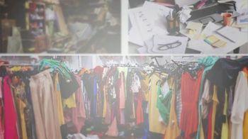 Closet Factory TV Spot, 'Don't Agonize, Organize Instead' - Thumbnail 1