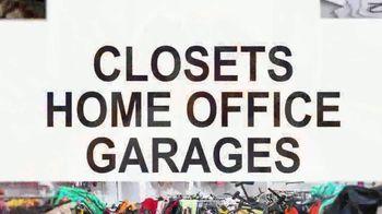 Closet Factory TV Spot, 'Don't Agonize, Organize Instead' - Thumbnail 2