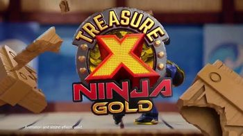 Treasure X Ninja Gold TV Spot, 'Forge Your Sword' - Thumbnail 4