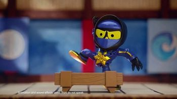 Treasure X Ninja Gold TV Spot, 'Forge Your Sword' - Thumbnail 6