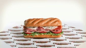 Firehouse Subs TV Spot, 'First Responders: Everything Hook & Ladder' - Thumbnail 1
