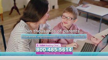 USA Reading Clinic TV Spot, 'Struggle'