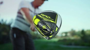 Cobra Golf RADSPEED Driver TV Spot, 'A Physics Lesson' Featuring Bryson DeChambeau - Thumbnail 5
