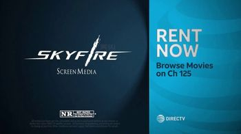 DIRECTV Cinema TV Spot, 'Skyfire' - Thumbnail 7