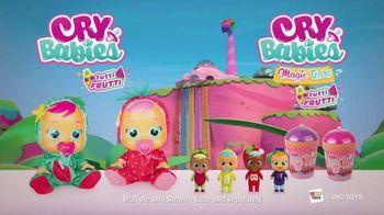 Cry Babies Magic Tears Tutti Frutti TV Spot, 'Colorful Jelly Tears' - Thumbnail 9