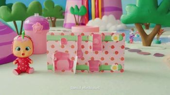 Cry Babies Magic Tears Tutti Frutti TV Spot, 'Colorful Jelly Tears' - Thumbnail 7