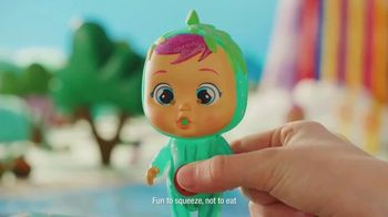 Cry Babies Magic Tears Tutti Frutti TV Spot, 'Colorful Jelly Tears' - 2204 commercial airings